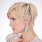 Short Blonde Pixie Haircuts Ideas