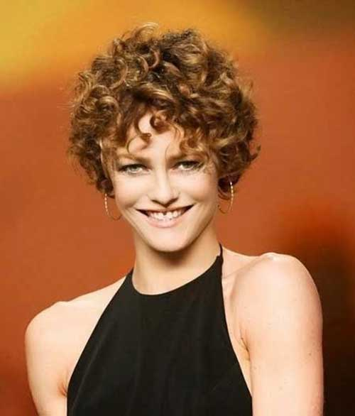 Short Curly Pixie Haircuts 2015