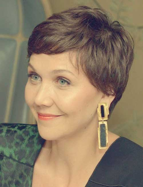 Cute Short Feminine Pixie Cuts