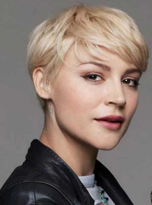 Short Layered Pixie Hairstyles