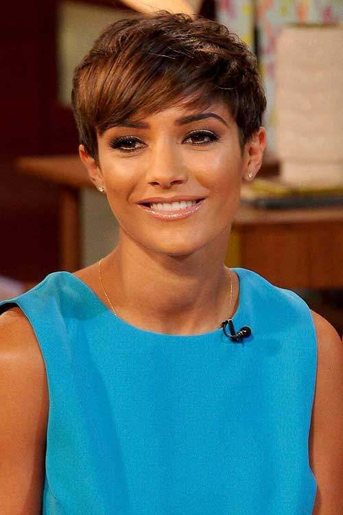 Straight Pixie Hairstyles for Women
