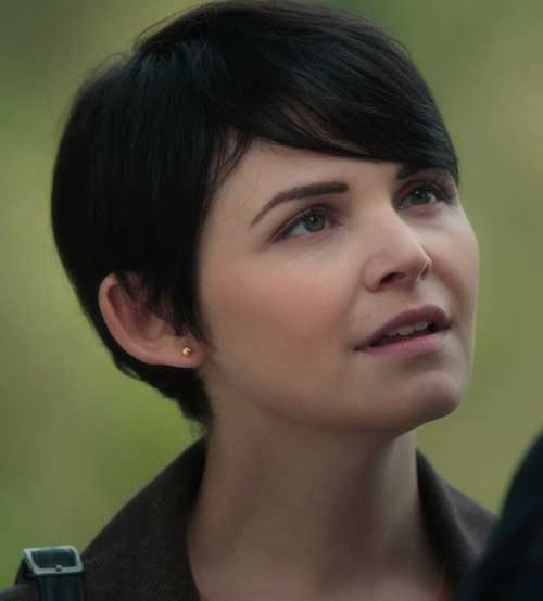 Styling Ideas for Dark Pixie Cuts
