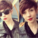 Stylish Textured Pixie Haircuts