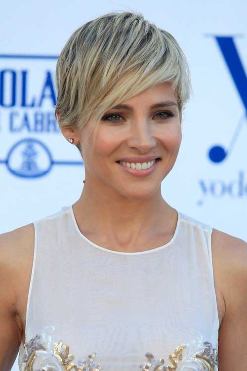 Textured Pixie Blonde Hairstyles