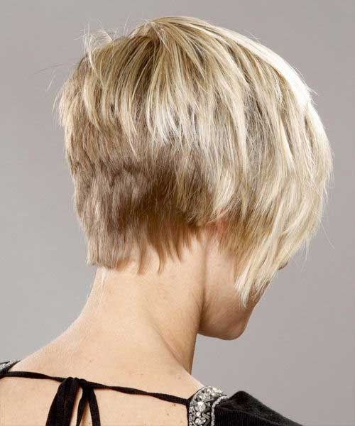 Thick Long Pixie Cut Hair
