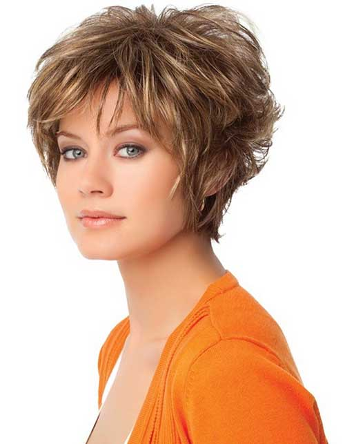 Thick Pixie Hair Cuts for Women Over 50