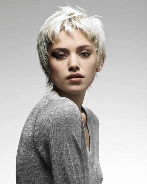 Trendy Modern Pixie Haircuts