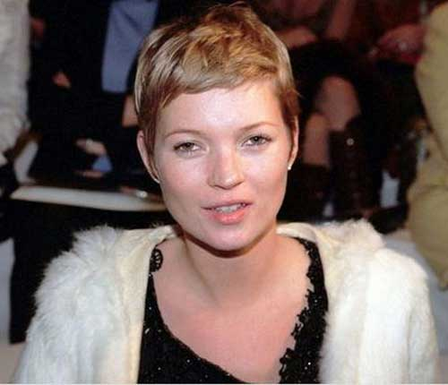 Trendy Super Short Cut Pixie Hairstyles