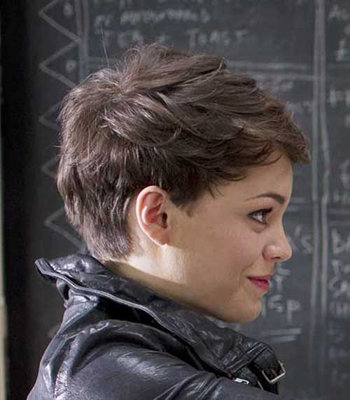 Latest Pixie Hair Cuts 2015