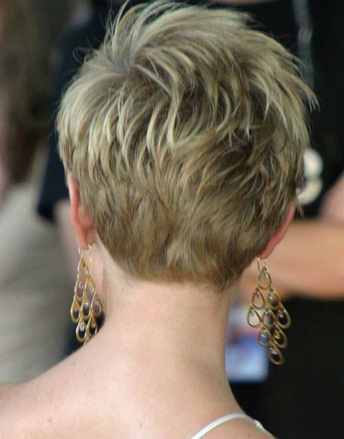 Best Pixie Haircuts Back View