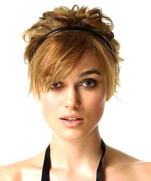 Celebrities Highlighted Pixie Cuts