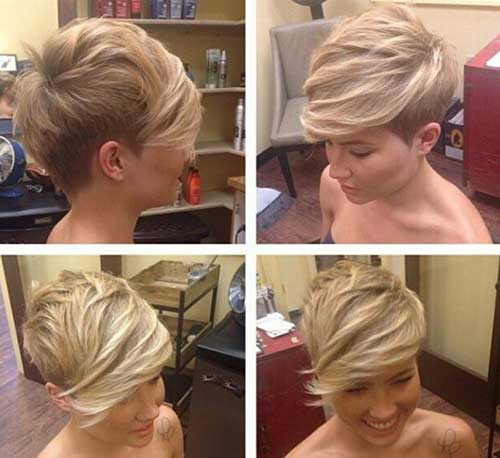 Trendy Cute Pixie Hairstyles