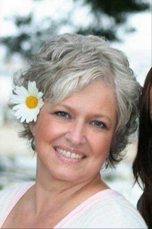 Cute Pixie Haircuts for Older Ladies