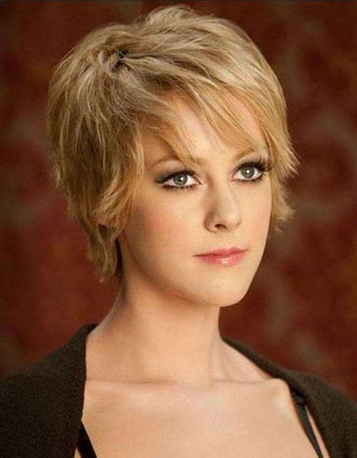 Layered Pixie Haircut Style Thin Hair