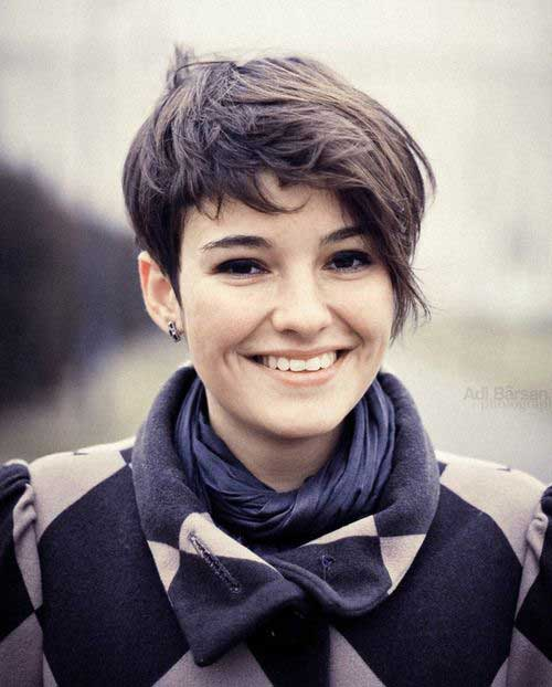 Best Messy Pixie Haircuts