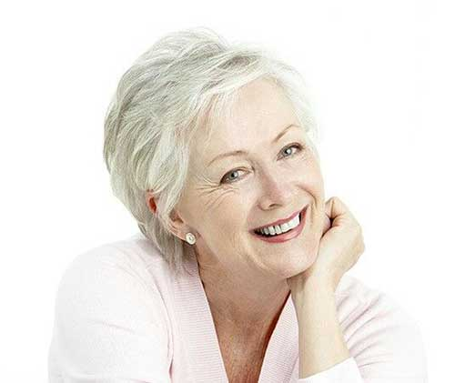 Modern Pixie Haircuts for Women Over 50