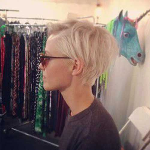 Best Pixie Blonde Hair