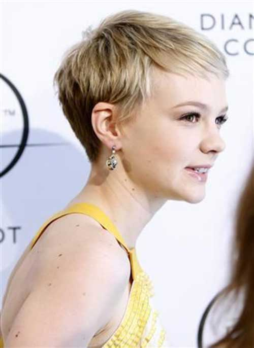 20 Best Carey Mulligan Pixie Cuts Pixie Cut Haircut For 2019