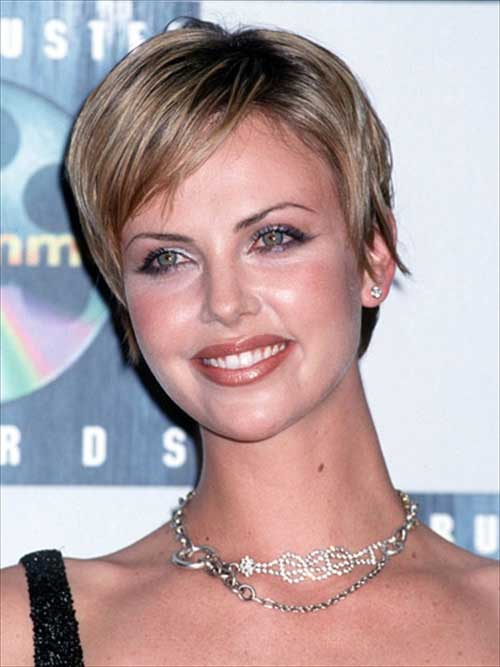 Chic Pixie Cut Celebrities