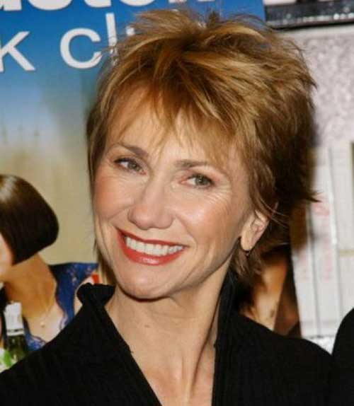 Nice Pixie Cuts for Women Over 50