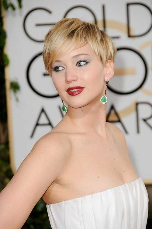 Popular Pixie Haircut Style Thin Hair
