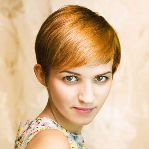 Best Pixie Haircuts Thick Hair Type