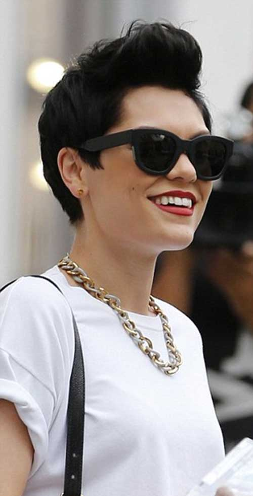 Pixie Thick Haircuts 2015