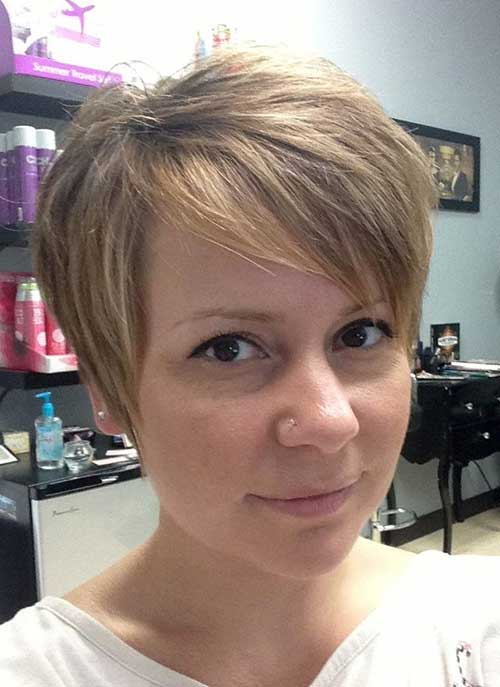 Latest Short Pixie Hair Cuts