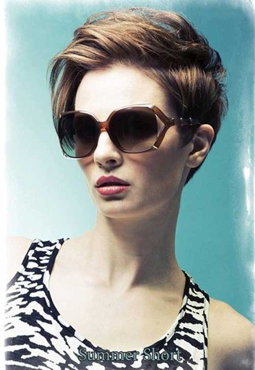 New Short Pixie Hairstyles 2015
