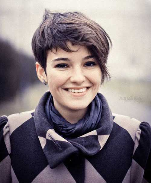 Best Short Pixie Thick Hairstyles
