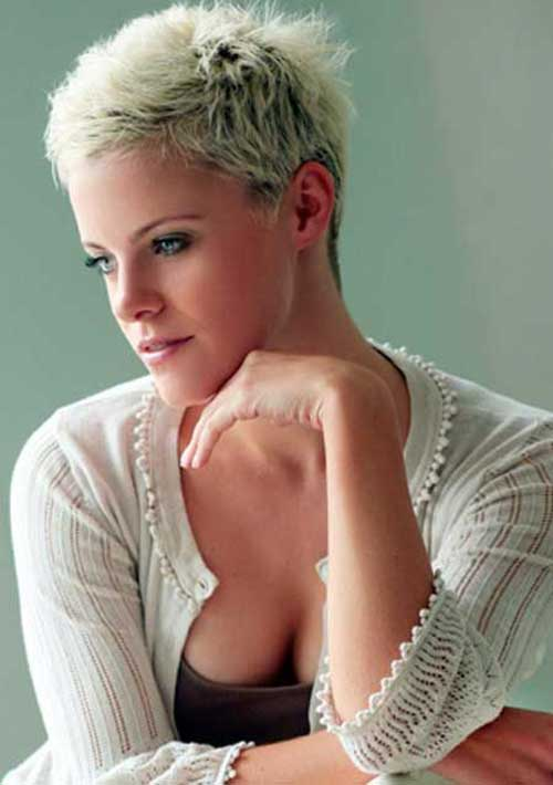 Very Short Pixie Haircuts Pictures
