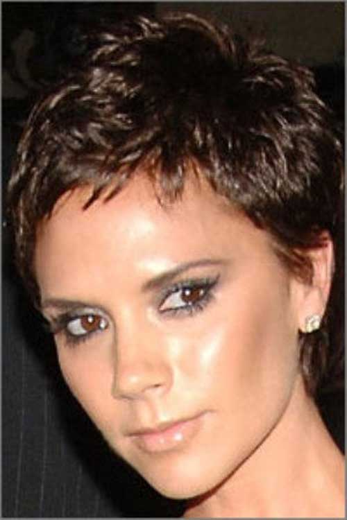 Victoria Beckham Super Pixie Cut