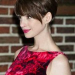 Best Anne Hathaway Pixie Cut