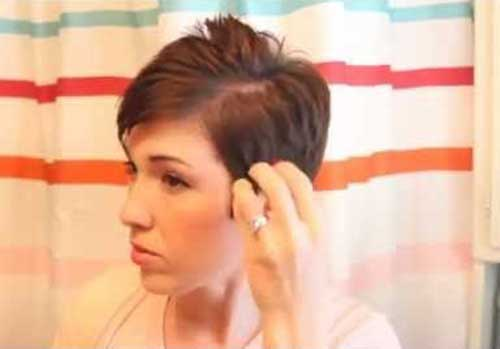 Casual Pixie Style Haircuts