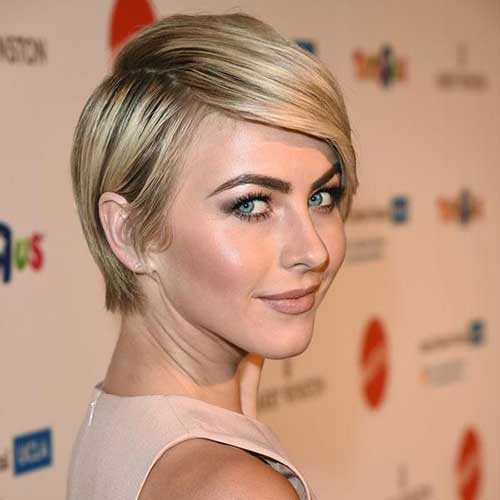 Celebrity Pixie Cut Pictures