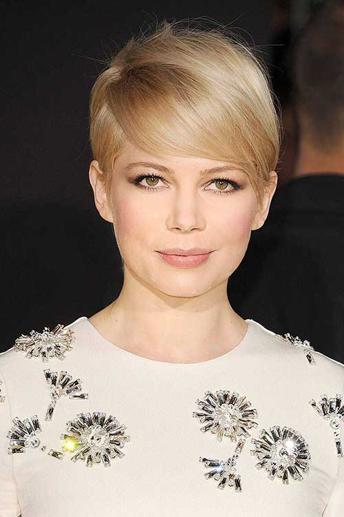 Celebrity Pixie Hairstyles Pics