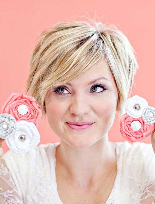 Cute Longer Pixie Cuts