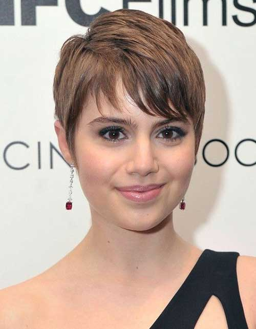 Cute Nice Pixie Cuts 2014
