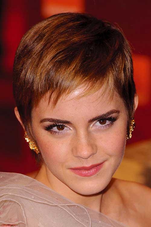 25+ Best Emma Watson Pixie Cuts