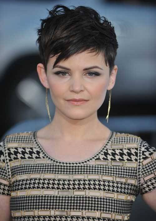 Ginnifer Goodwin Pixie Cut Styles