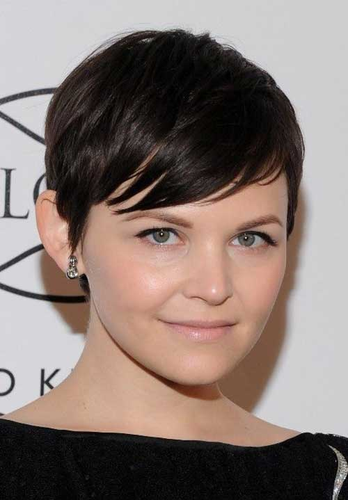 Ginnifer Goodwin Pixie Haircut