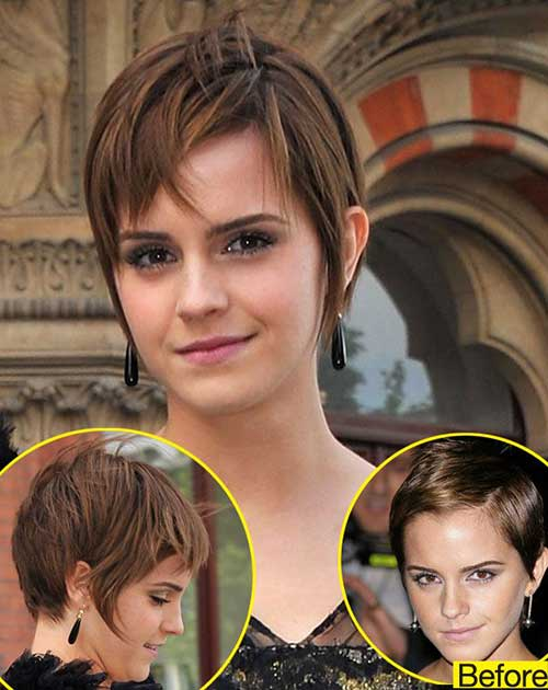 Growing Out A Pixie Hair Cut