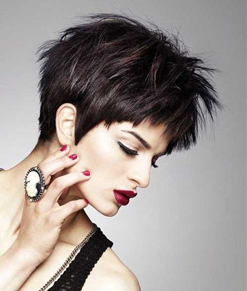 Images of Messy Pixie Hairstyles