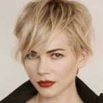 Best Michelle Williams Pixie Cut