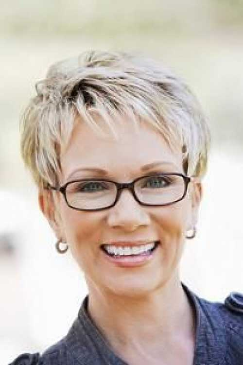 Best Older Women Hairstyles Pixie Cut