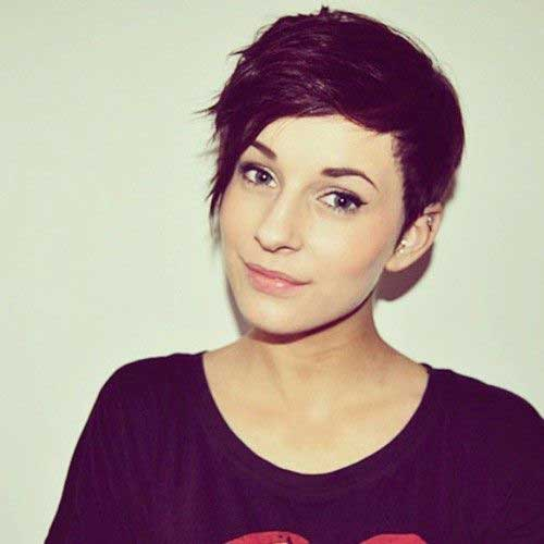 Pixie Brown Hair Ideas