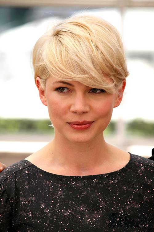 Nice Pixie Cut Michelle Williams
