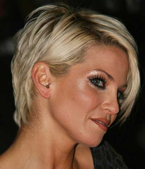 Pixie Cut for Women Fine Hair Type