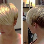 Best Pixie Cut with Long Bangs