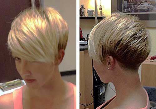 Best Pixie Cut Long Bangs
